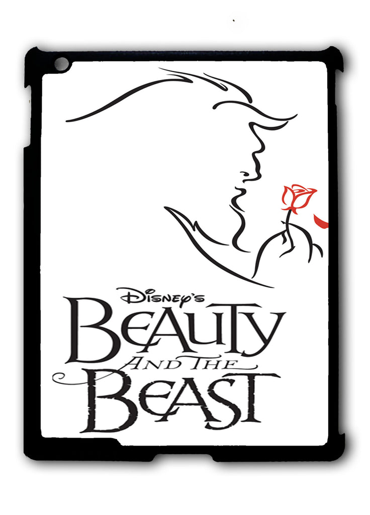 Beauty And The Beast Musical iPad 2 3 4, iPad Mini 1 2 3 , iPad Air 1 2, iPad Pro 9.7 12.9 Case