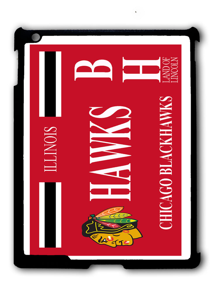 Chicago Blackhawks iPad 2 3 4, iPad Mini 1 2 3 , iPad Air 1 2, iPad Pro 9.7 12.9 Case