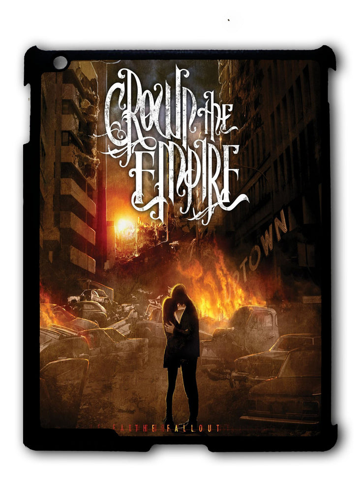 Crown The Empire iPad 2 3 4, iPad Mini 1 2 3 , iPad Air 1 2, iPad Pro 9.7 12.9 Case