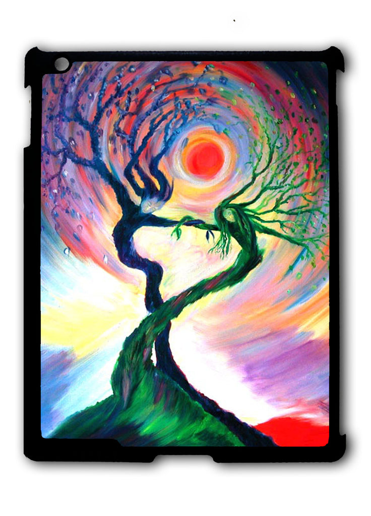 Dancing Tree iPad 2 3 4, iPad Mini 1 2 3 , iPad Air 1 2, iPad Pro 9.7 12.9 Case