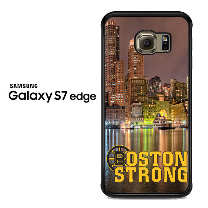 boston strong Samsung Galaxy S7 Edge Case