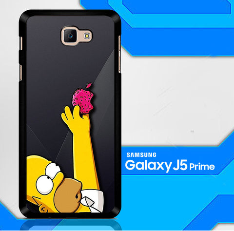 simpsons Samsung Galaxy J5 Prime  Case