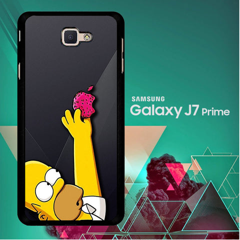 simpsons Samsung Galaxy J7 Prime  Case