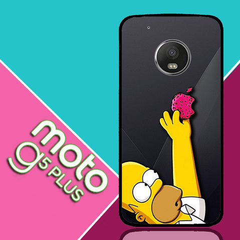 simpsons Motorola Moto G5 Plus  Case