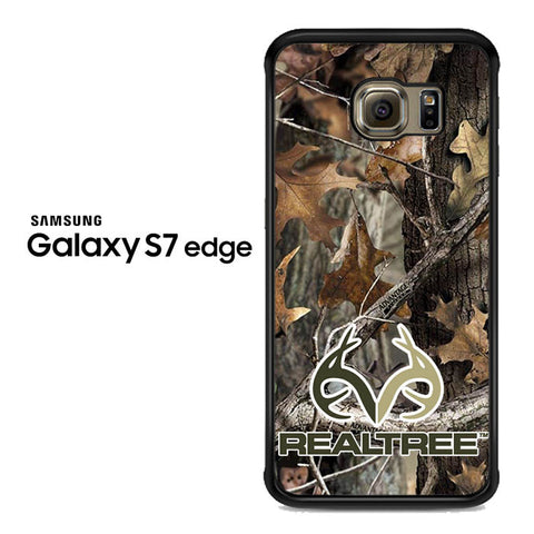 Realtree Ap Camo Hunting Outdoor Samsung Galaxy S7 Edge Case