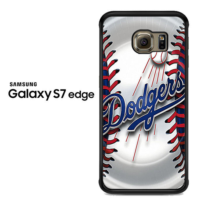 Los Angeles Dodgers Samsung Galaxy S7 Edge Case