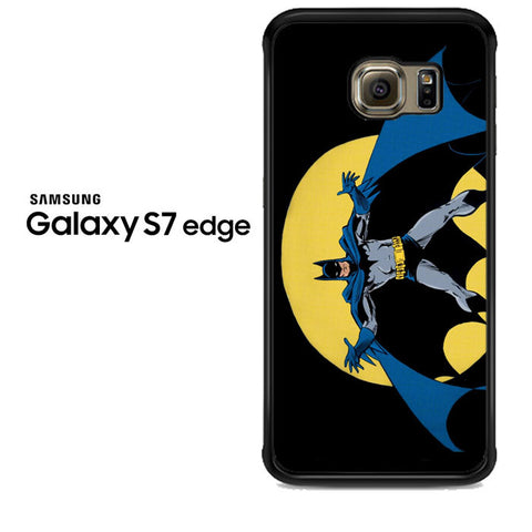 batman original comic Samsung Galaxy S7 Edge Case