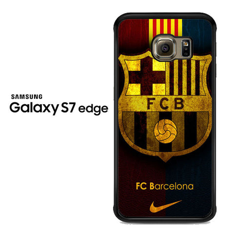 barcelona fc Samsung Galaxy S7 Edge Case