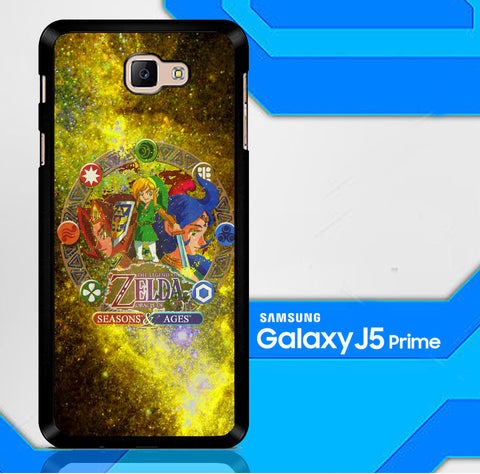 Zelda Seasons and Ages Samsung Galaxy J5 Prime  Case