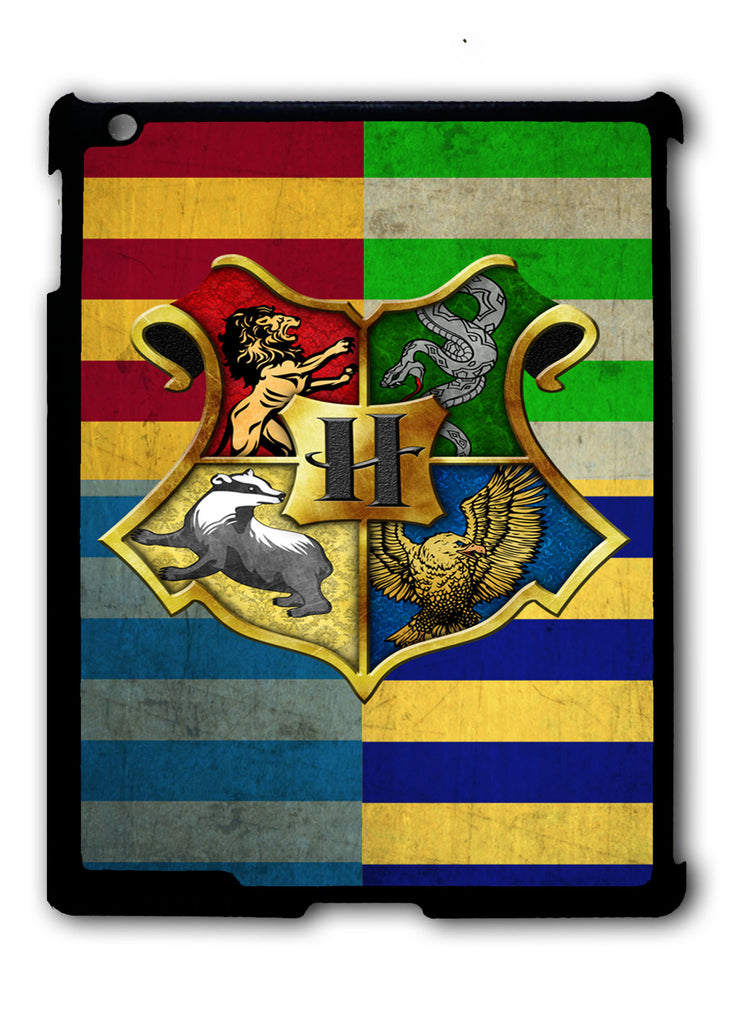 Harry Potter Hogwarts Crest Sigil iPad 2 3 4, iPad Mini 1 2 3 , iPad Air 1 2, iPad Pro 9.7 12.9 Case