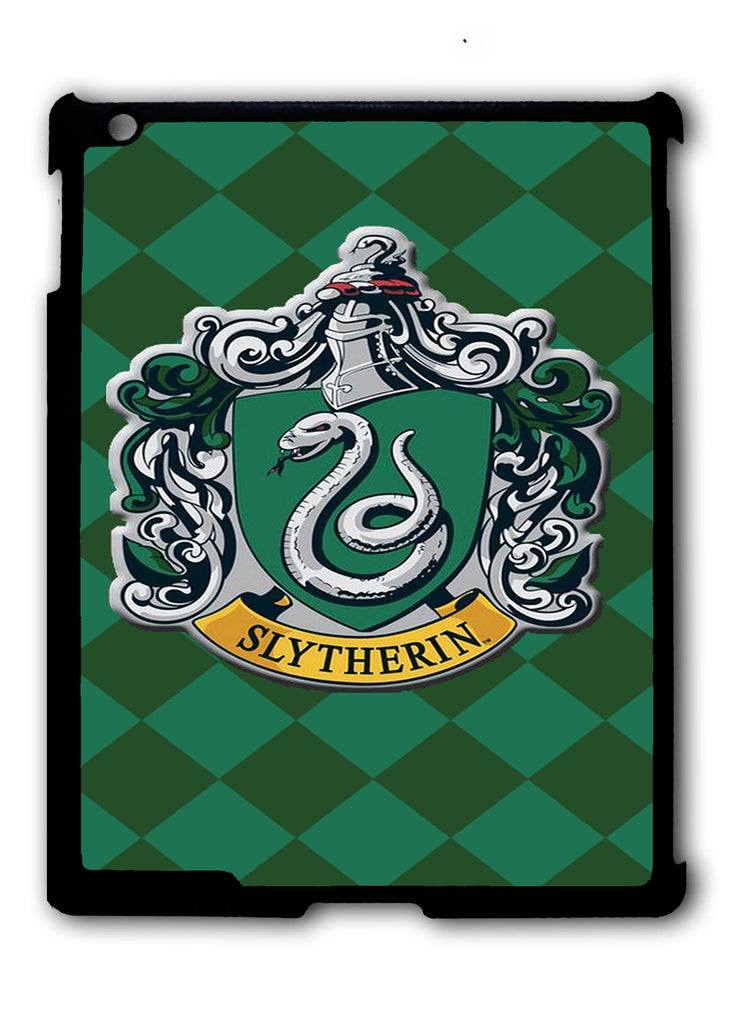 Hoghwart School - Slytherin iPad 2 3 4, iPad Mini 1 2 3 , iPad Air 1 2, iPad Pro 9.7 12.9 Case
