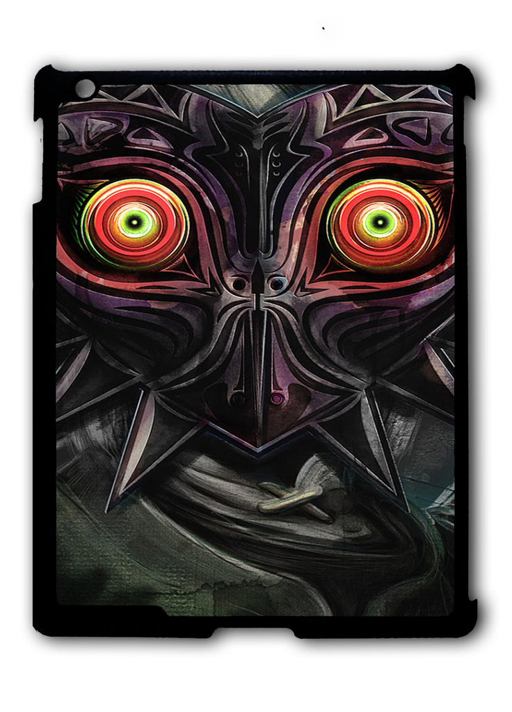 Legend Of Zelda Majora Mask Oni iPad 2 3 4, iPad Mini 1 2 3 , iPad Air 1 2, iPad Pro 9.7 12.9 Case