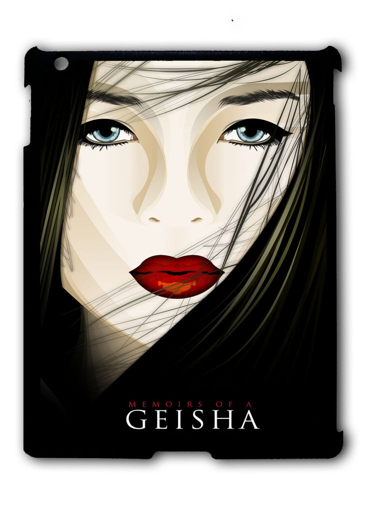 Memoirs Of A Geisha iPad 2 3 4, iPad Mini 1 2 3 , iPad Air 1 2, iPad Pro 9.7 12.9 Case