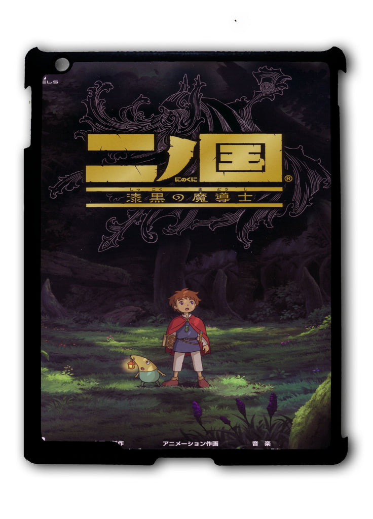 Ni No Kuni iPad 2 3 4, iPad Mini 1 2 3 , iPad Air 1 2, iPad Pro 9.7 12.9 Case