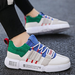 Breathable mesh sneakers made of mesh
