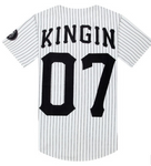 Hip-hop t-shirt men, women | Street Style Baseball Shirt