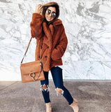 Autumn and winter fashion suit blouse