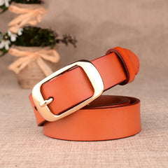 Leather belt | Ladies