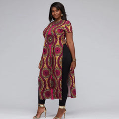 shinenows.com: digital printing dress