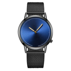 shinenows.com: Mesh quartz watch