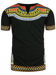 shinenows.com : Afrikanisches design T-Shirt
