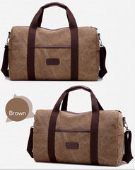 Canvas travel bags | high quality
