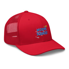 ShineNows - Worms -Trucker -Cap