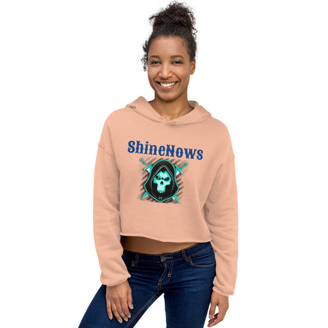 ShineNows -Crop-Pullover