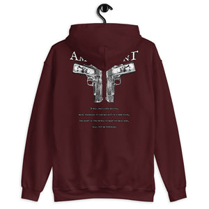 Second Amendment Women's Graphic Hoodie