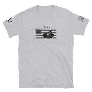 Be Free Men's Graphic Tee