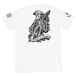 Liberty or Death Men's Graphic Tee