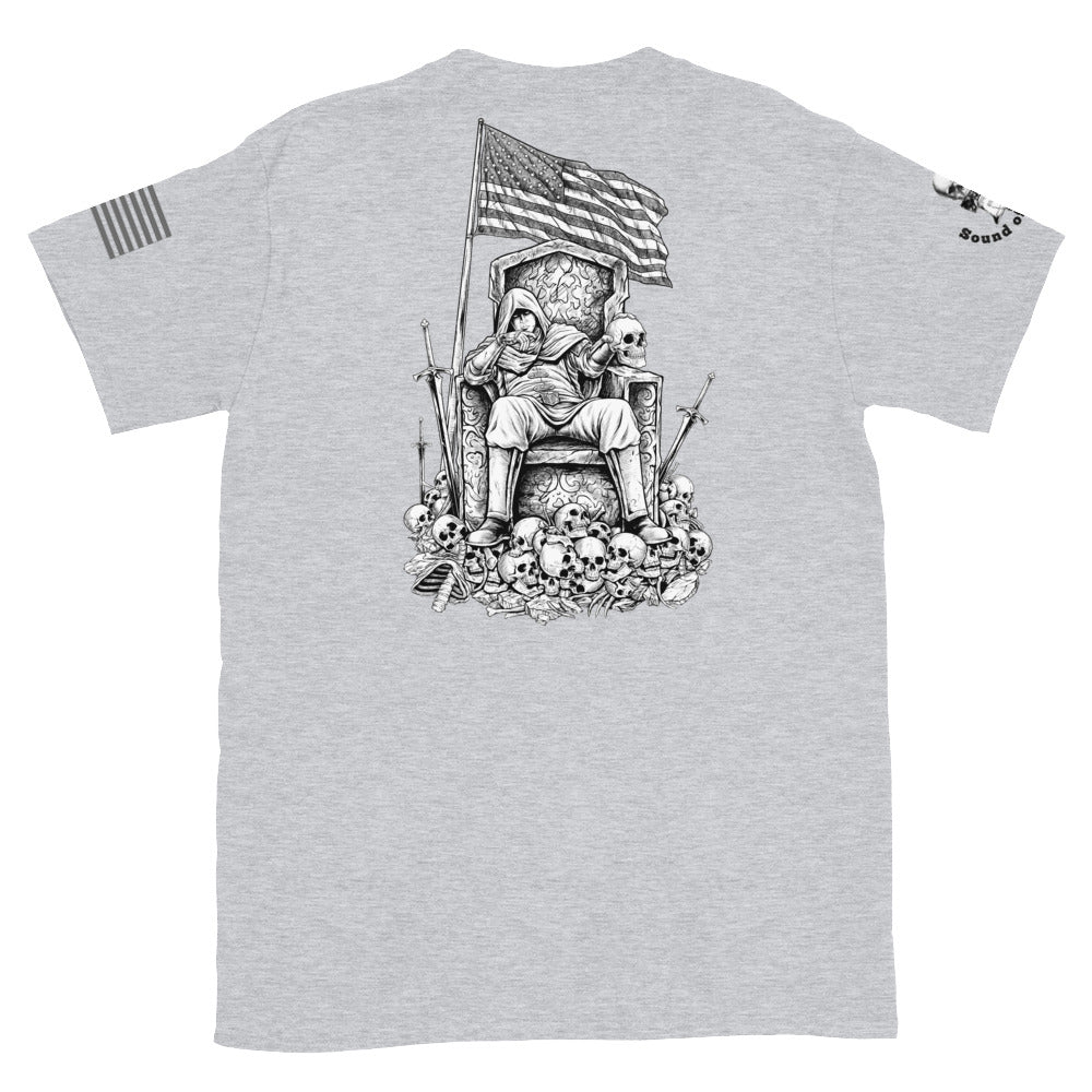 Until Death Men's Graphic Tee