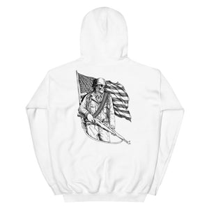 Stand for the Flag Men's Graphic Hoodie
