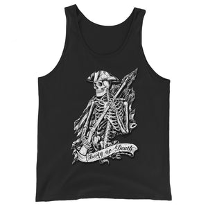 Liberty or Death Men's Tank Top
