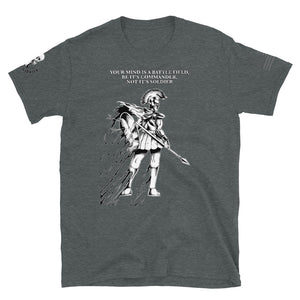 Your Mind is a Battlefield Men's Graphic Tee
