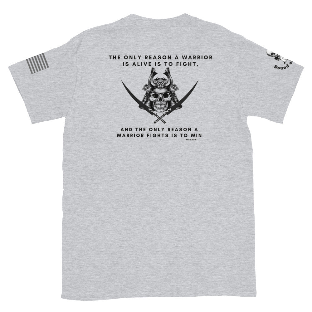 Warriors Fight to Win Men's Graphic Tee
