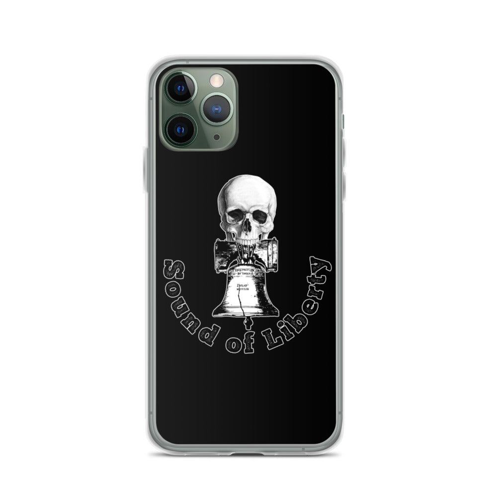 Sound of Liberty iPhone Case