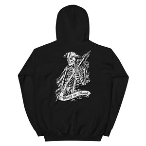 Liberty or Death Men's Graphic Hoodie