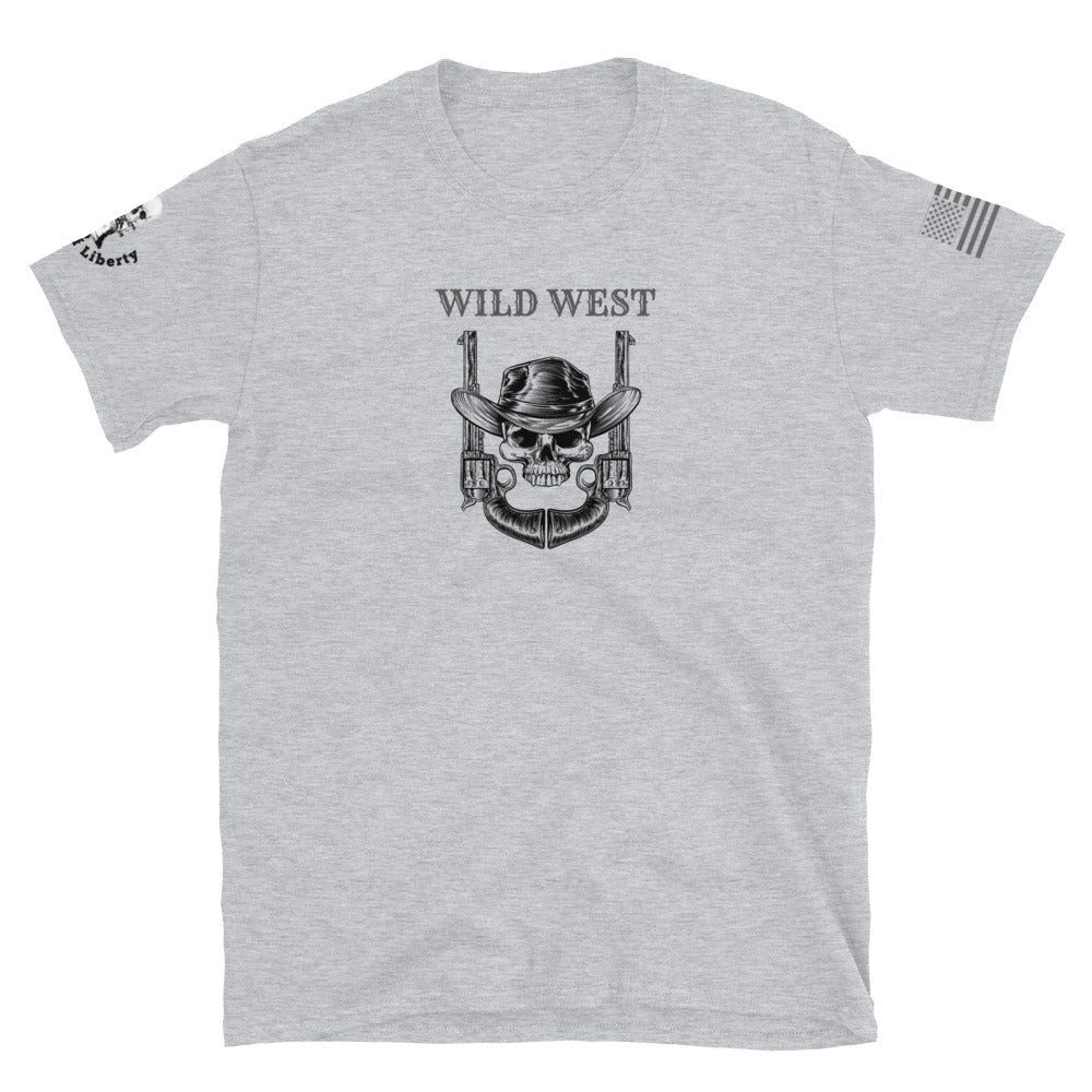 Wild West Men's Graphic Tee