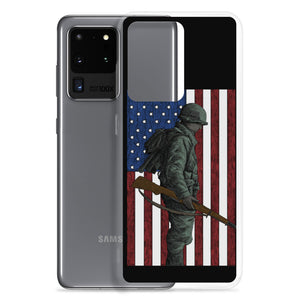 Home of the Brave Samsung Case