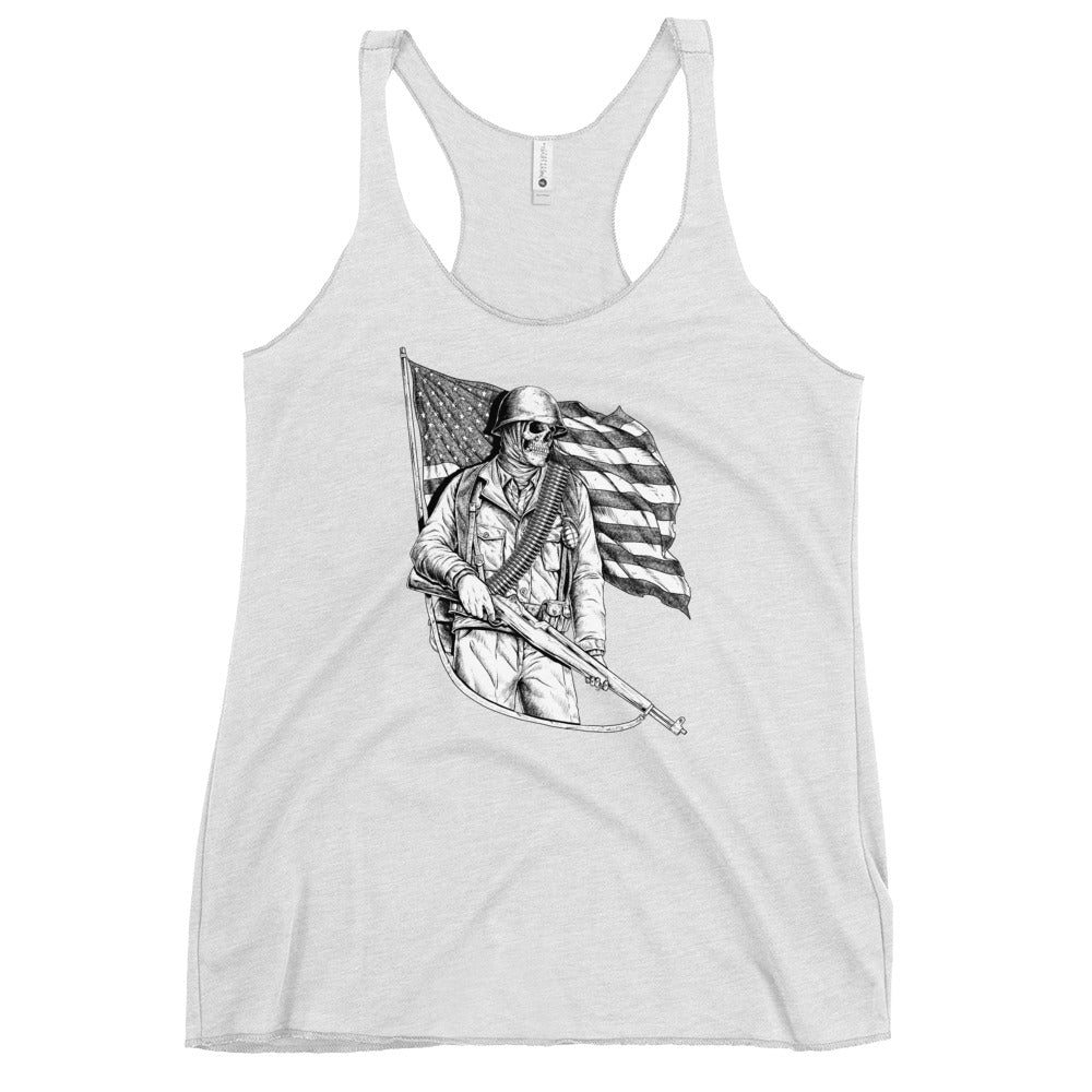 Stand for the Flag Women's Tank Top