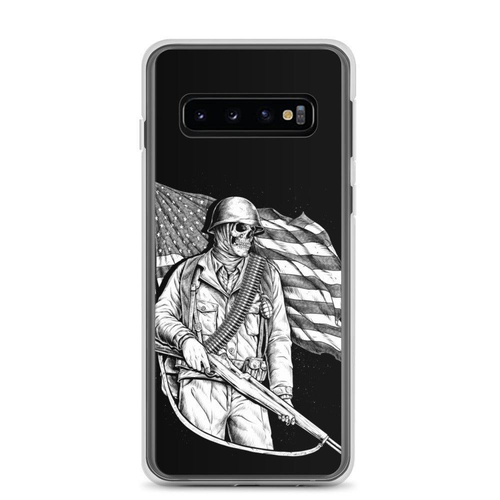 Stand for the Flag Samsung Case
