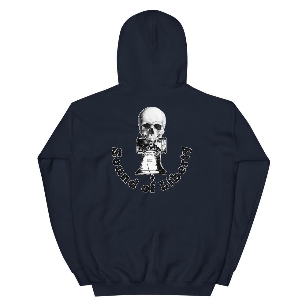 Sound of Liberty Men's Graphic Hoodie