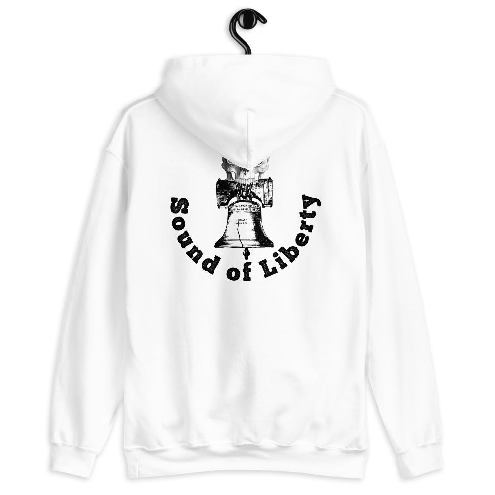 Sound of Liberty Women's Graphic Hoodie