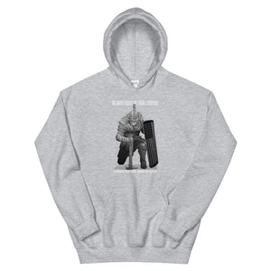 He who Fears Men's Graphic Hoodie