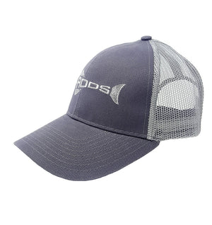 G-Rods Charcoal Gray Trucker Cap