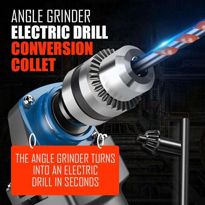Angle Grinder Electric Drill Conversion Collet