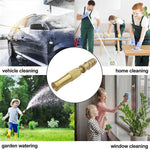 Brass Heavy Duty Hose Nozzle(Limited Time Promotion-50% OFF)