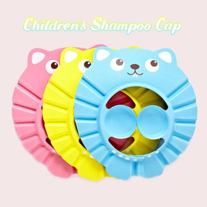 Children's Shampoo Cap