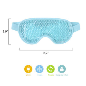 Cold and Hot Gel Eye Mask